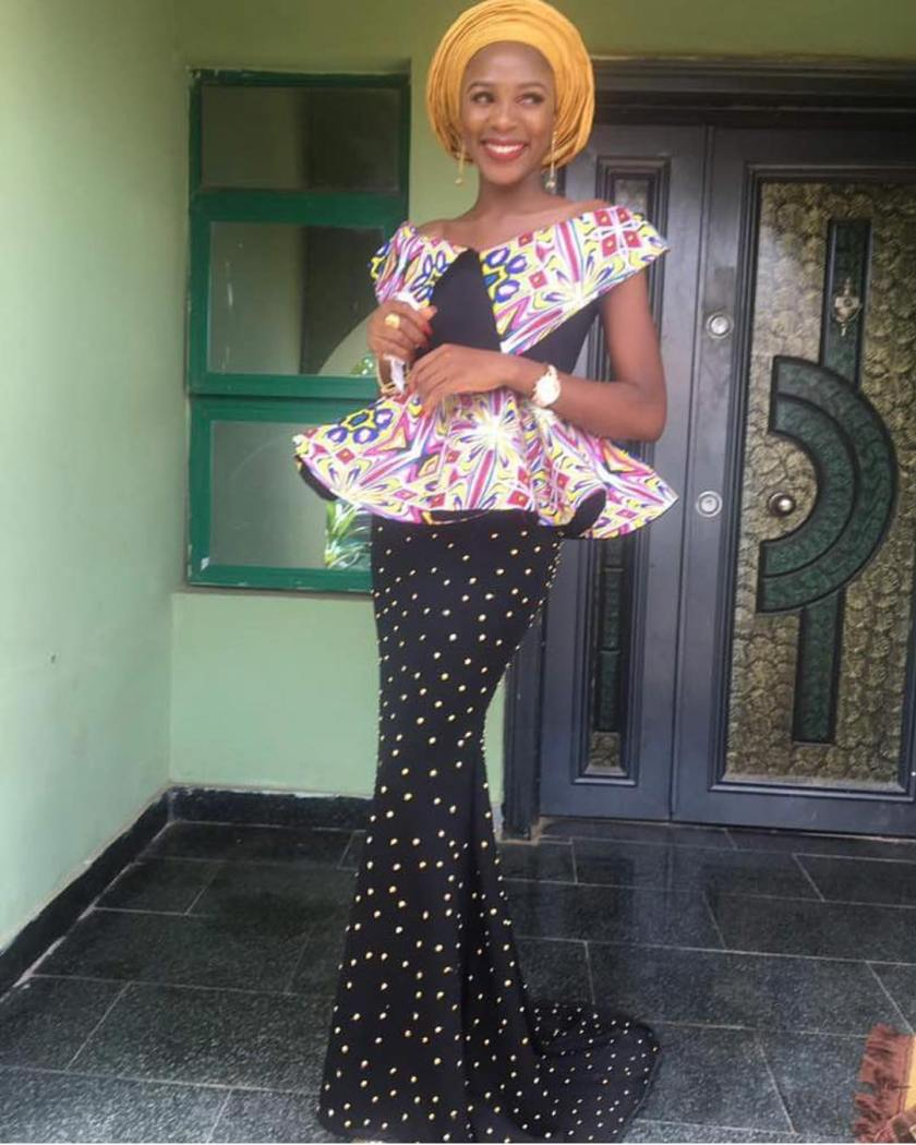 These Lovely Ankara Styles Schooled Abroad!