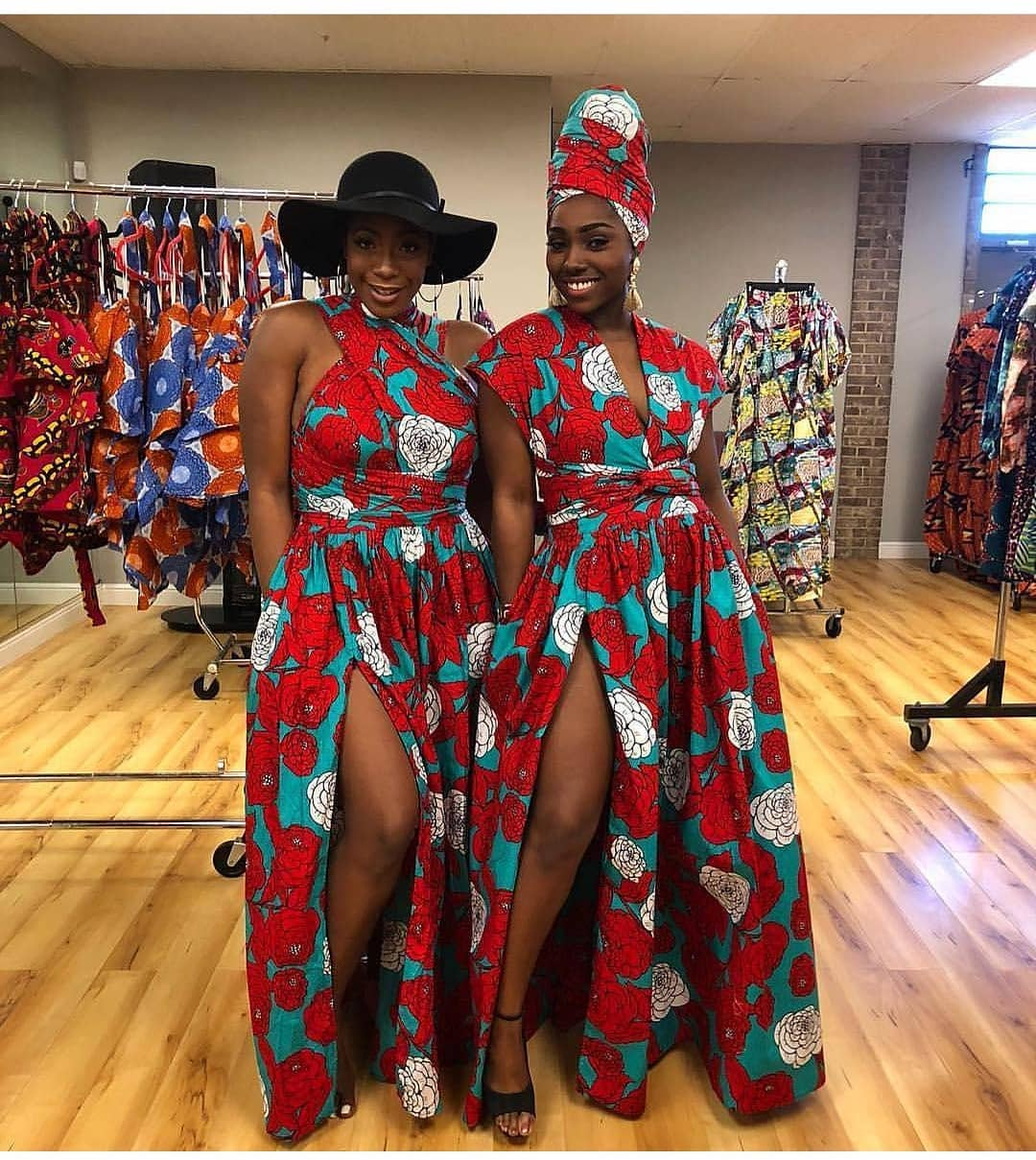 10 Sweet Ankara Styles To Start Off The Week
