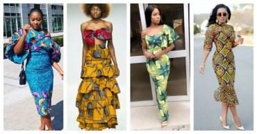 11 Sexy Ankara Outfits Off The Gram
