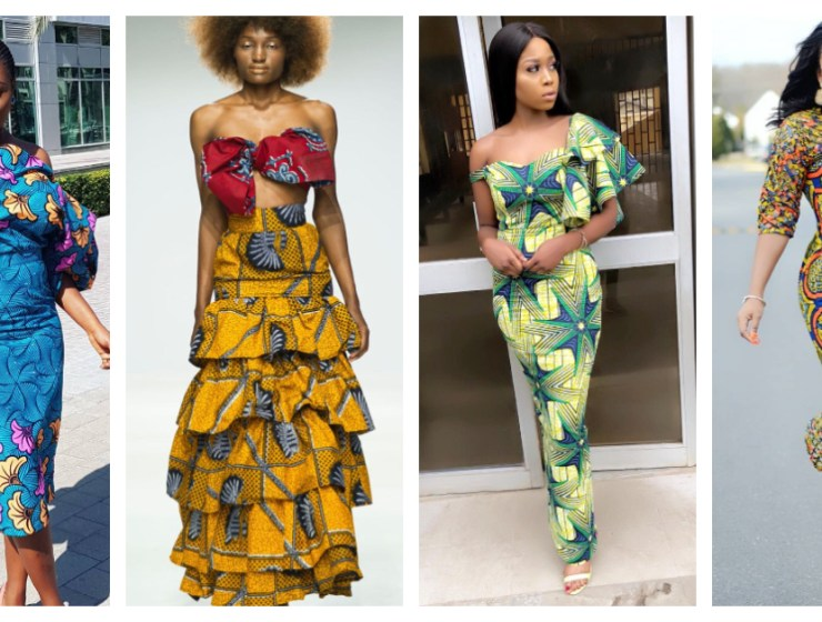 11 Sexy Ankara Outfits Off The Gram