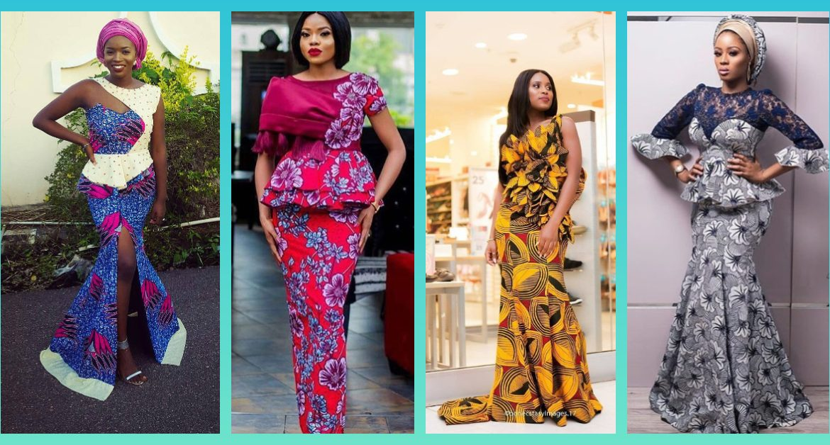 You Can't Beat These Ankara Styles Fashion Game
