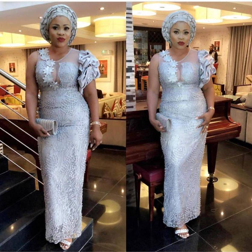 These Sexy Lace Asoebi Styles Are Sugar And Spice, Everything Nice! wow! check out these aso ebi styles that would make you slay WOW! CHECK OUT THESE ASO EBI STYLES THAT WOULD MAKE YOU SLAY asoebi  sweetwhumy in  styledbykingronke amillionstyles 1