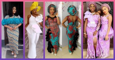 Best Asoebi Styles Of The Week Feb 17-23