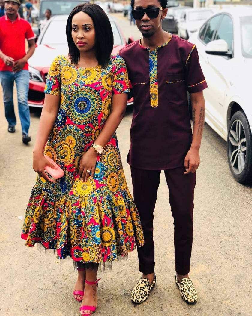 We Are Keeping These Ankara Styles Short, Simple And Sweet