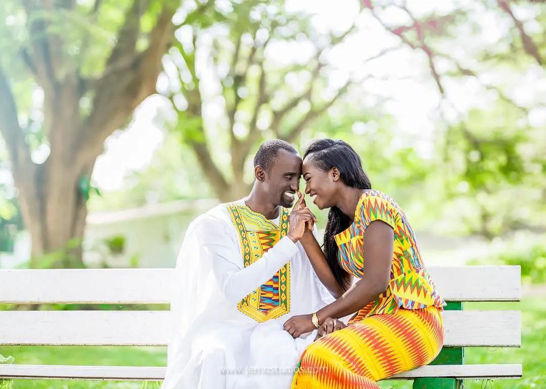 Beautiful Kente Styles Straight From Ghana!