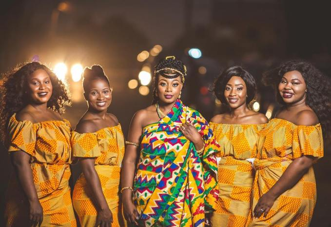 Beautiful Kente Styles Straight From Ghana!