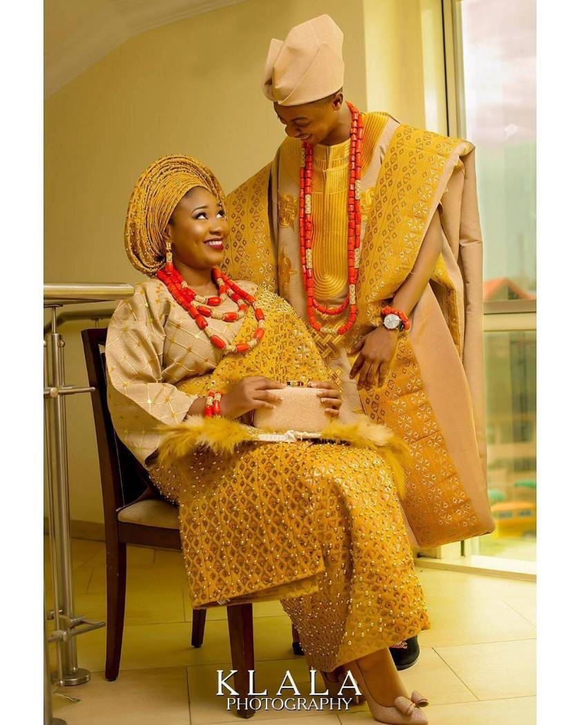 See These Brides Glow In Their Studded, Stoned Traditional Wears