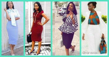 Boss Up This Monday In Chic Corporate Attires