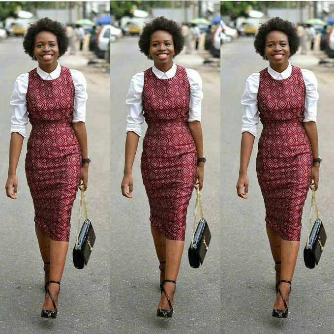 9 Beautiful Ways To Turn Up To The House Of God This Sunday