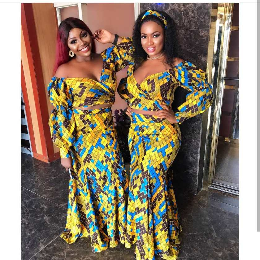 You Can't Break The Bank Re-Creating These Fab Ankara Styles