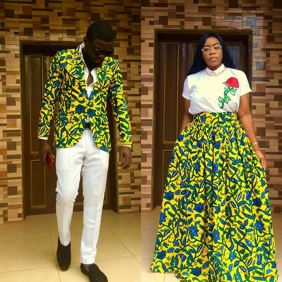 These Couple Styles Are Making Us Green With Envy Volume 3
