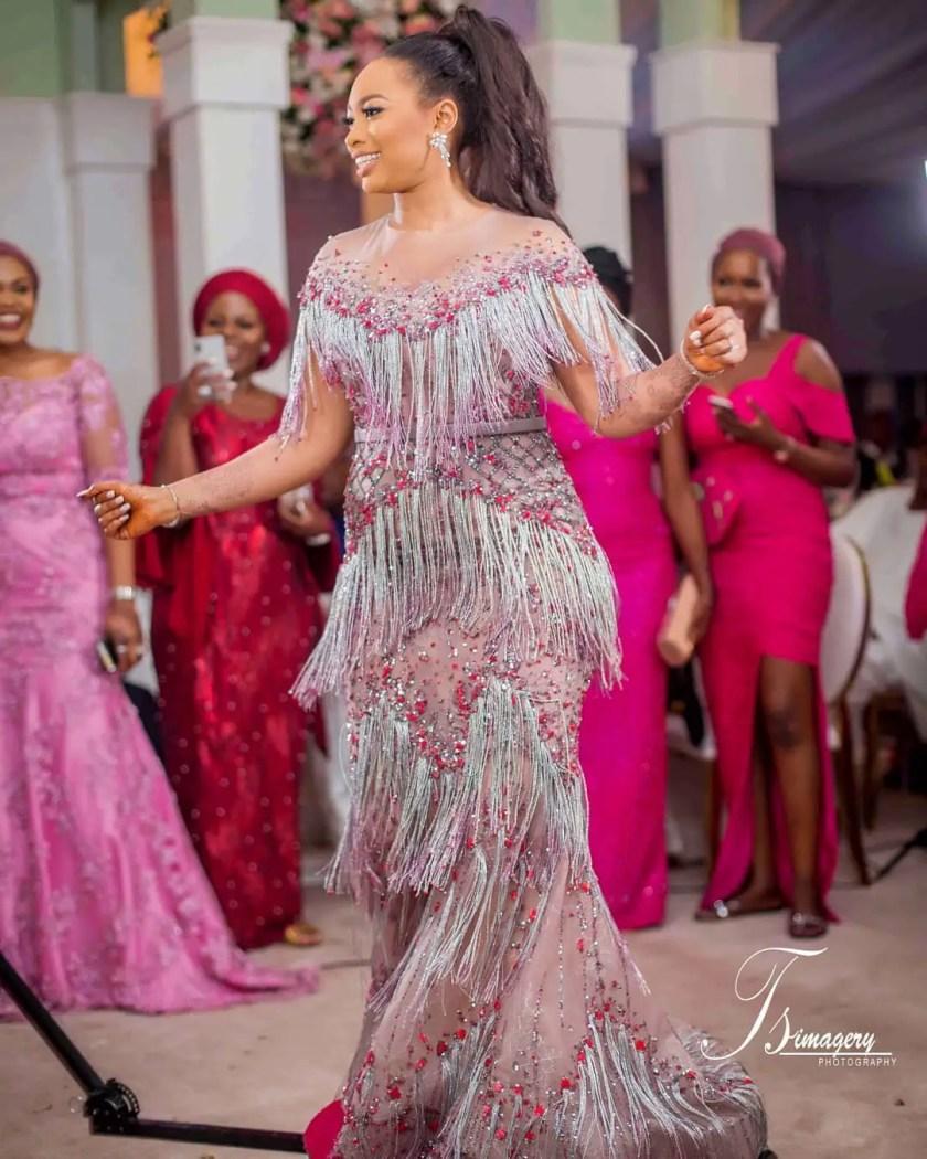 Fringe Asoebi Styles Lookbook 5