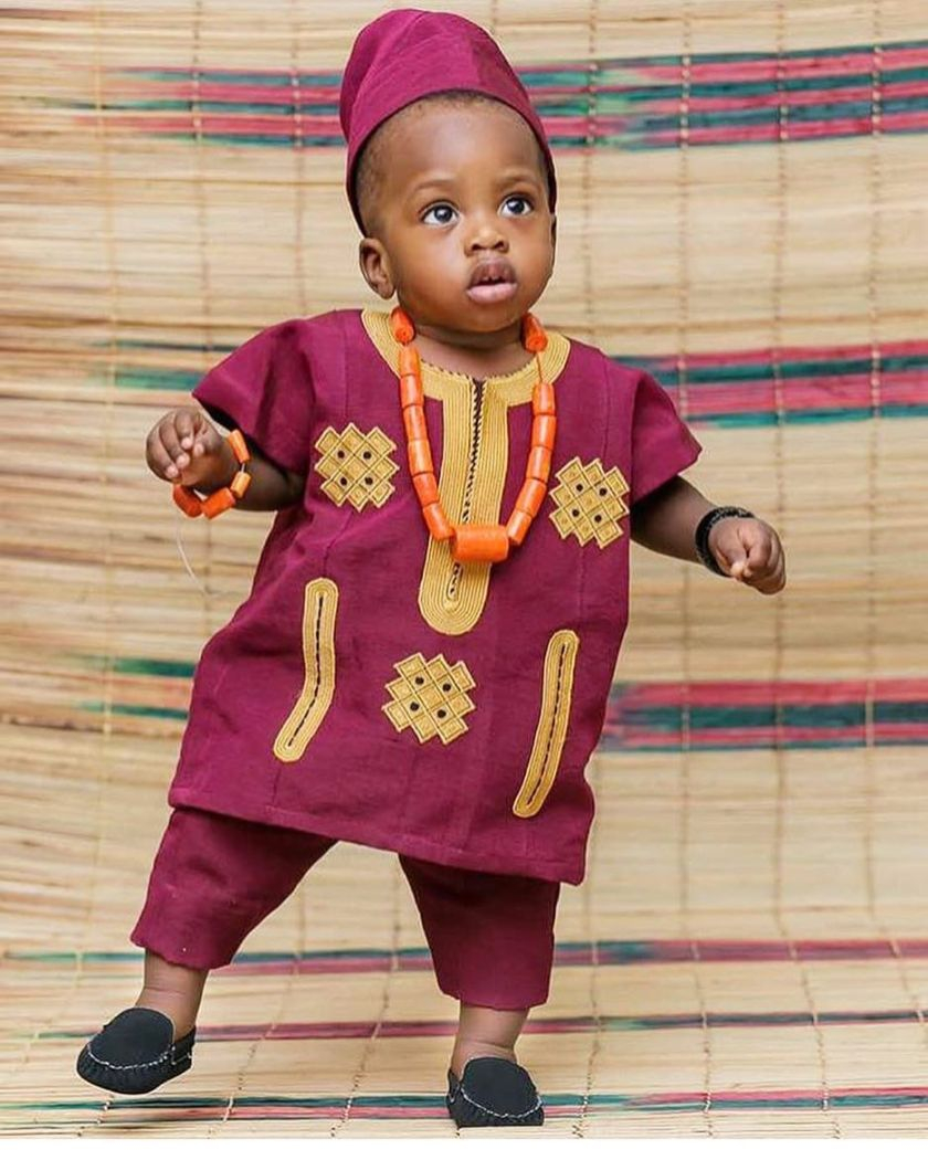 You Will Drool At These Lovely Kids Styles
