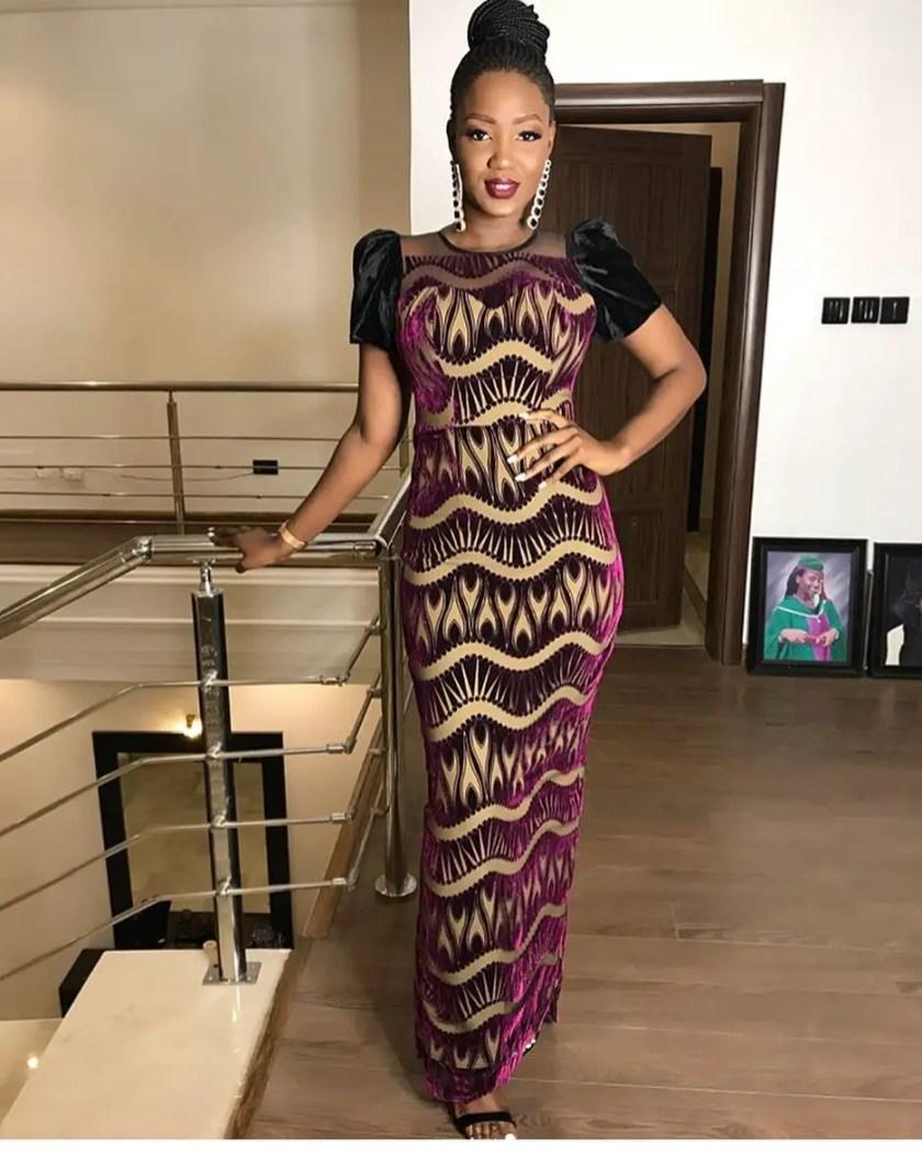 Beautiful Asoebi Styles To Begin The New Week