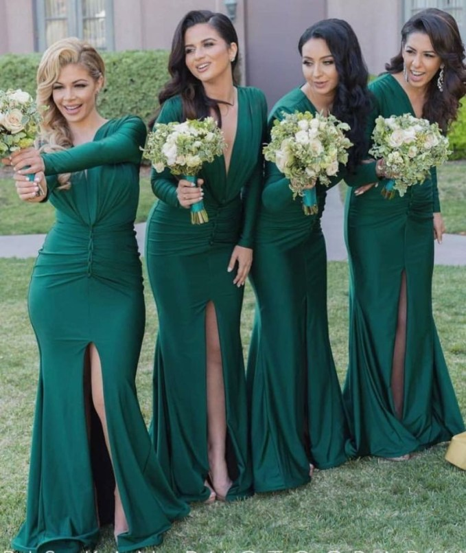 Twenty Beautiful Bridesmaid Dresses For Your Big Day