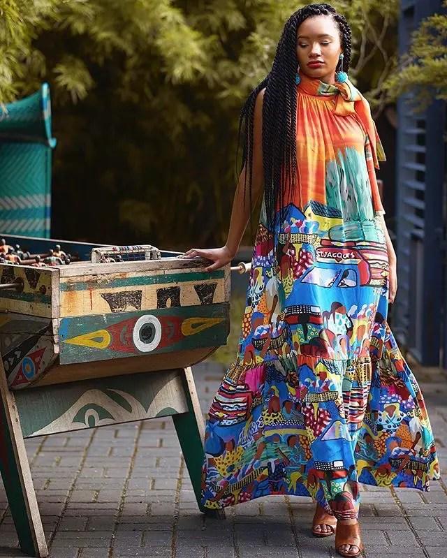 WCW: We Love Temi Otedola's Colorful Style