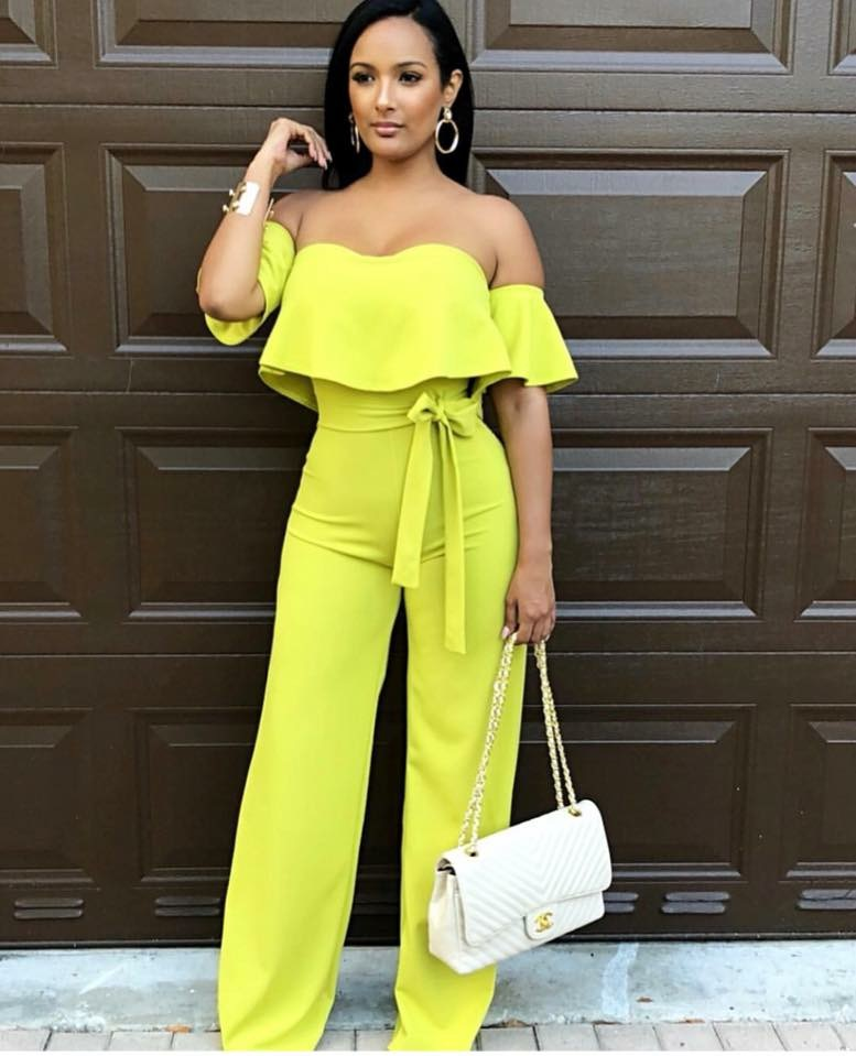 10 Unique Jumpsuit Styles For Your Formal Wear