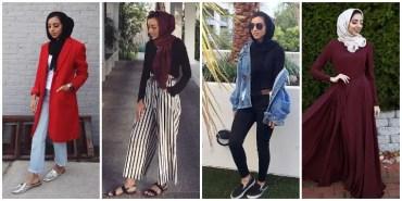 Hijab Fashion With Style Blogger Sonia Masons