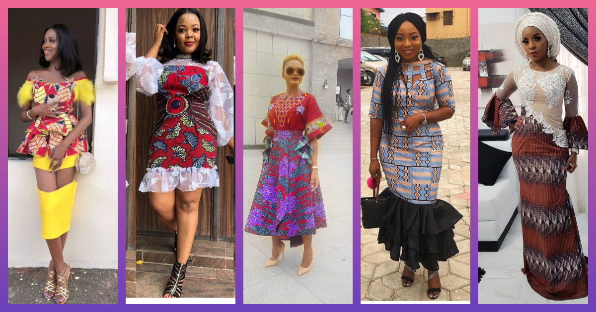 Did You See These Amazing Hot Ankara Looks?
