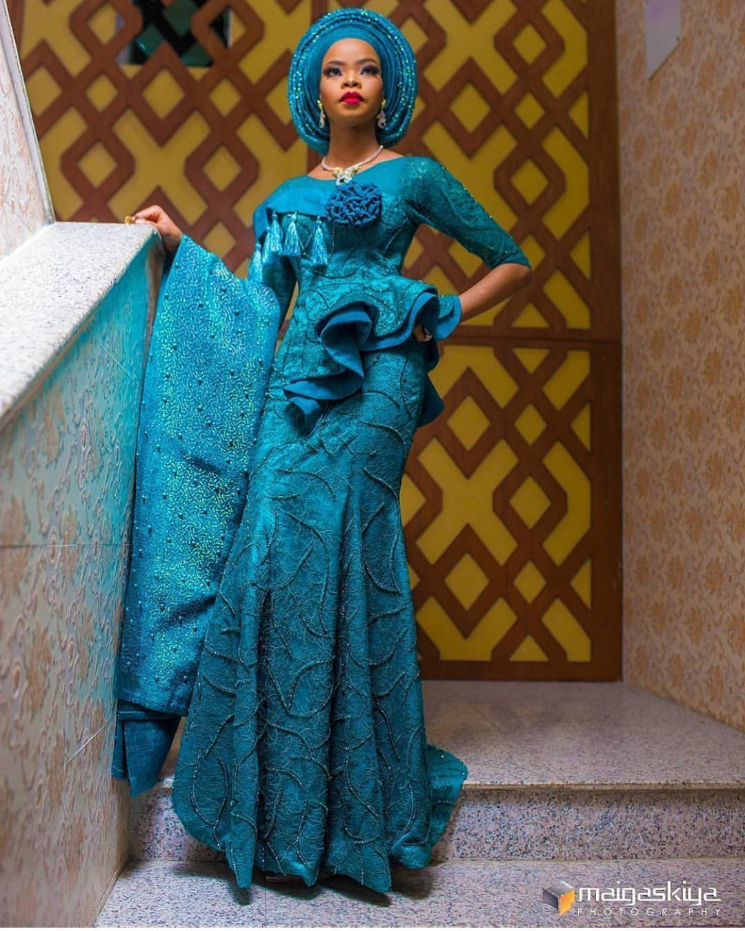 You Can't Beat These Ladies In Their Lace Asoebi Fashion Game