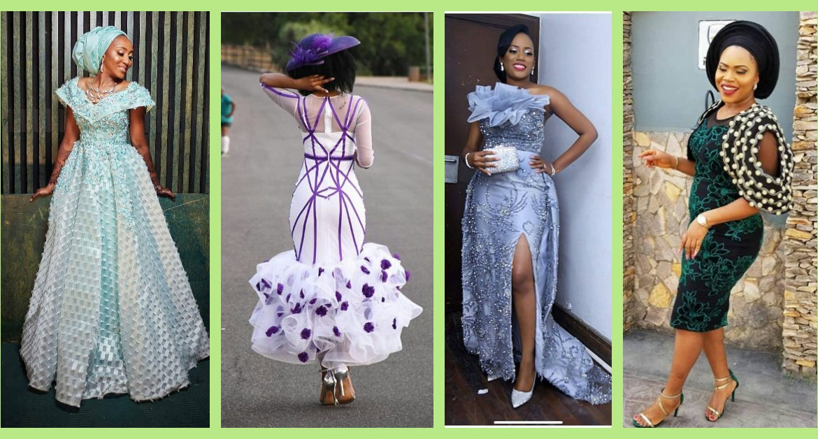 Banging Hot Asoebi Outfits For The Weekend!