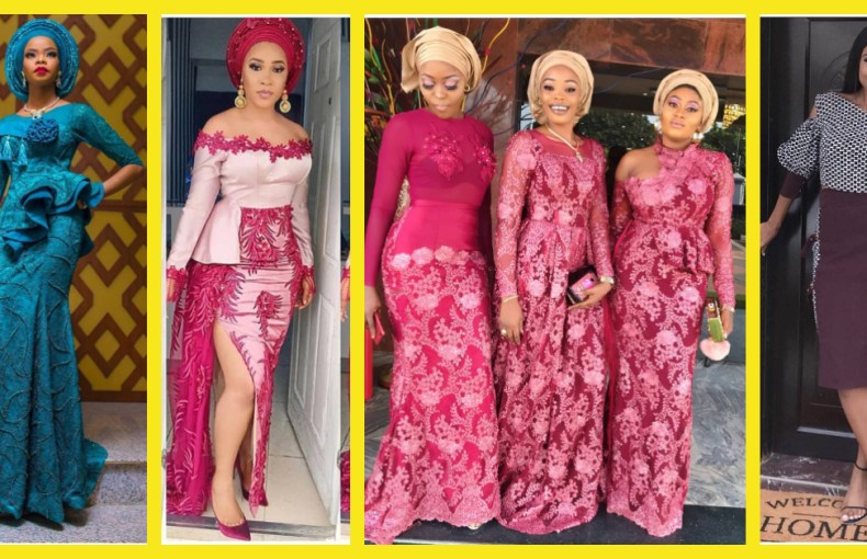 Best Asoebi Styles Of The Week April 21-27