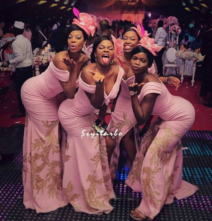 Let Your Girls Slay In The Best Bridesmaids Dresses