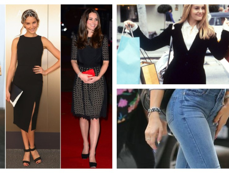Seven Things Every Woman Must Have In Her Closet