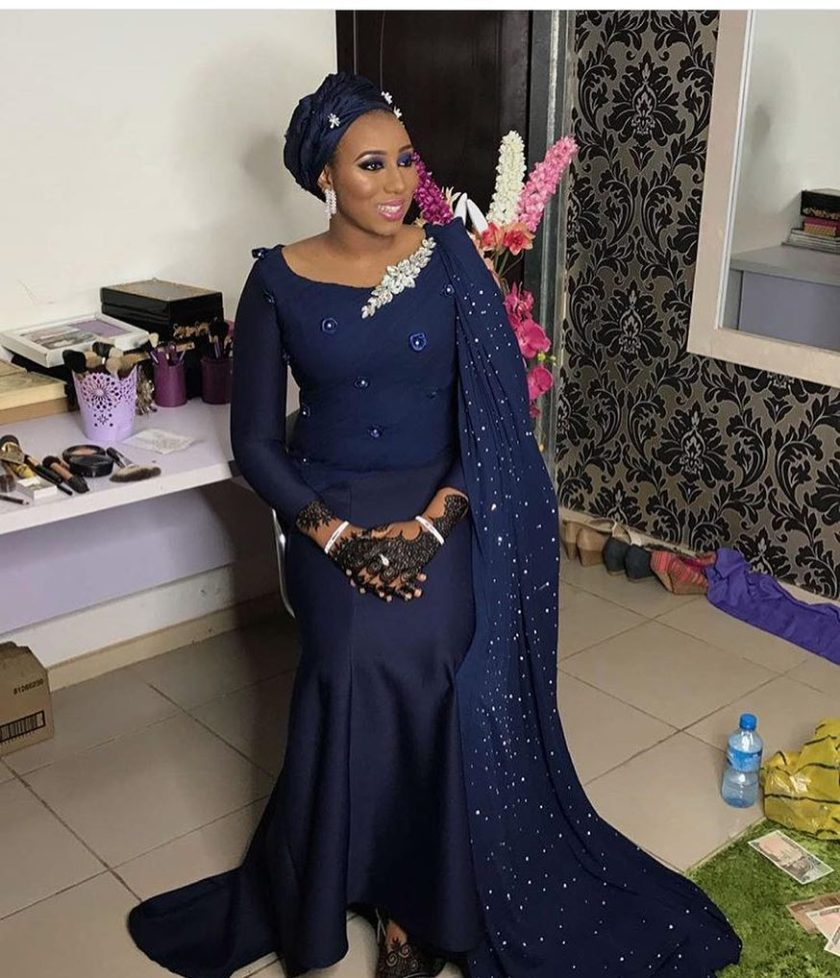 These Elegant Hausa/Fulani Brides Melted Our Hearts