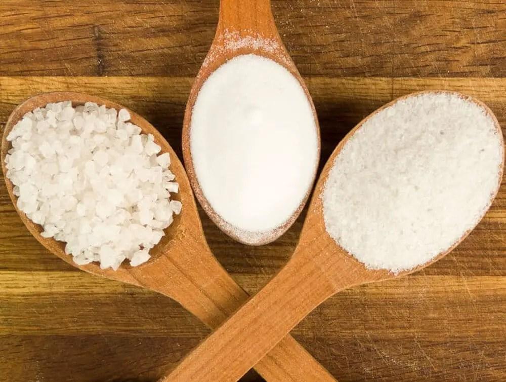 Health: The Benefits of Natural Sea Salt Over Iodized Table Salt