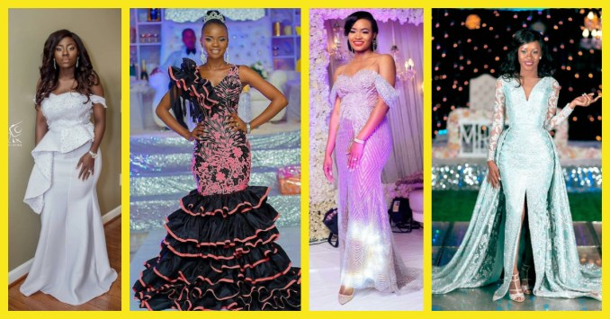 Awesome Second Dresses Styles For April Brides