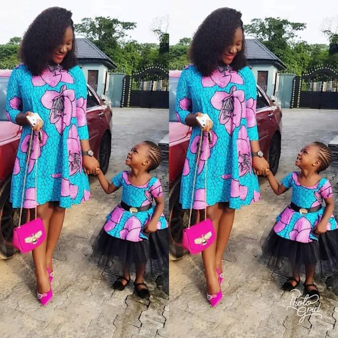 Cute Kids-Parents Fashion Twinning Styles Lookbook 13