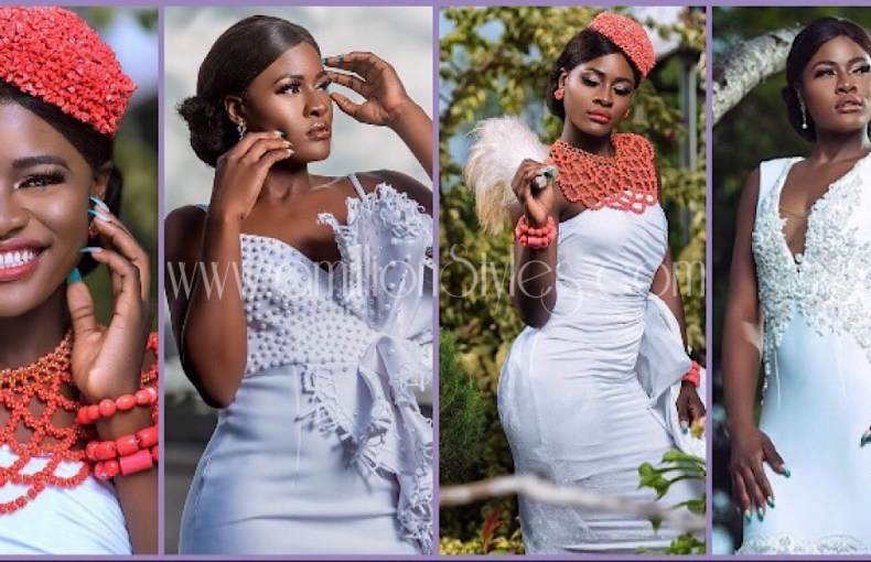Bbnaija Alex Is A Beautiful Bride In This Shoot With Abusalami Photography