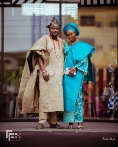 Hot Nigerian Wedding Outfits For Your Traditional Marriage
