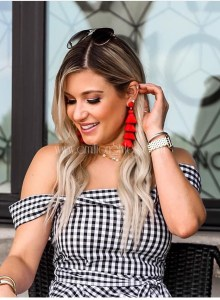 Trending Style: Learn How To Make These Beautiful Tassel Earrings