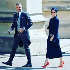 MCM: Be A Stylish Man Like David Beckham