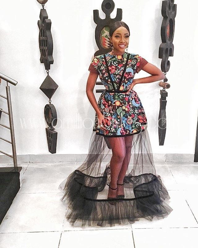 Ten Looks Of Ini-Dima Okojie That We Love