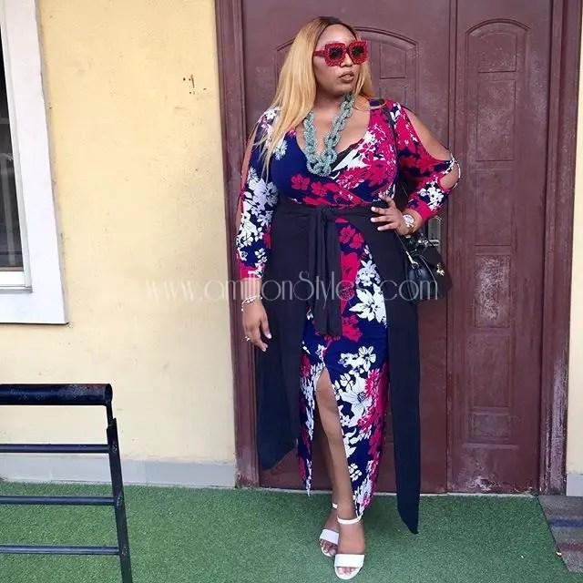 WCW:Latasha Ngwube Of That Curvy Life