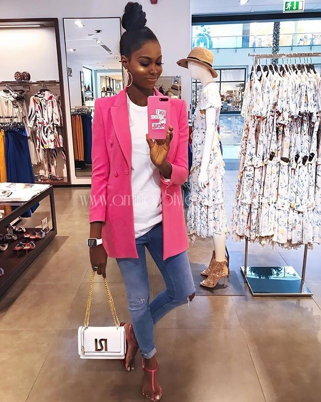 How To Wear A Blazer Featuring Style Blogger Olarslim