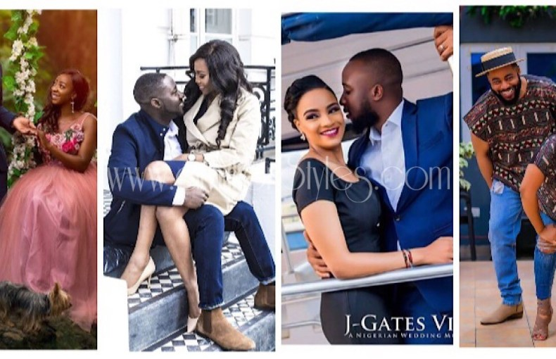 Lovely Prewedding Photo Ideas You'll Love