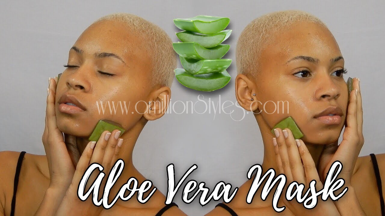 Video: Need A Smooth, Acne-Free Face? Try This Aloe Vera Mask!