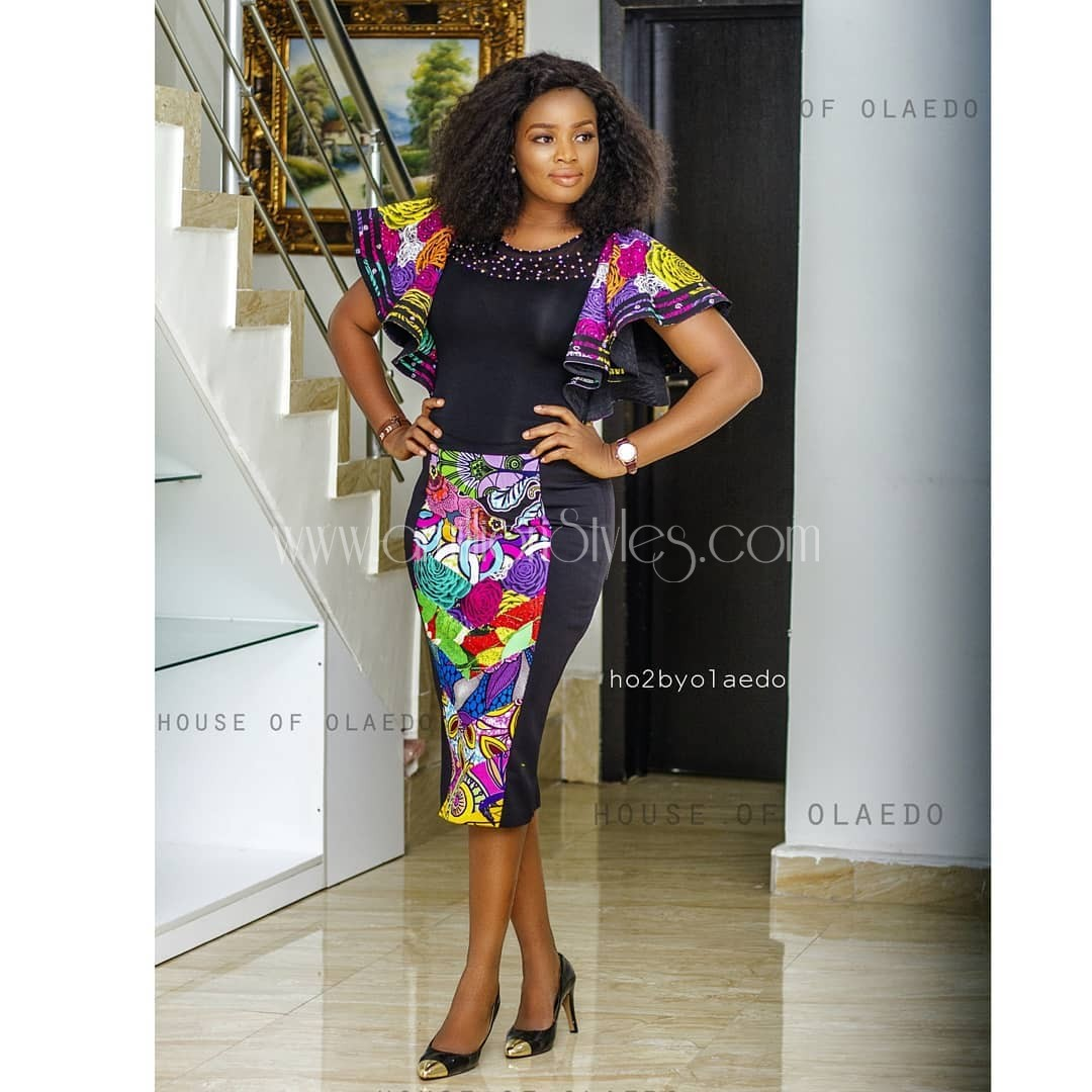 10 Perfect Weekend Ankara Styles