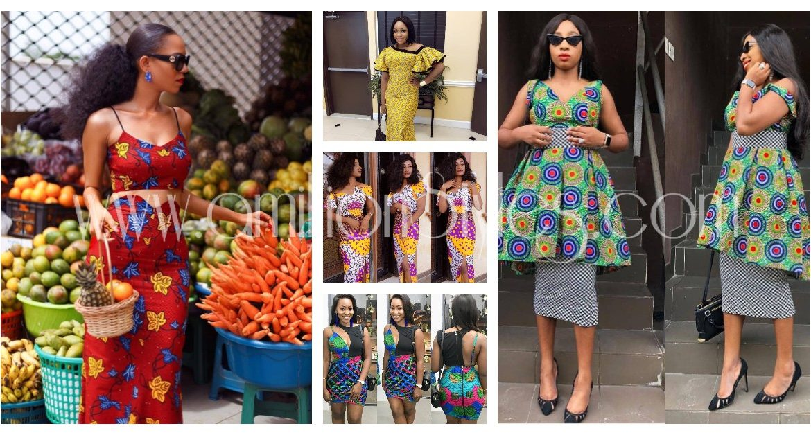 Tuesday's Best Ankara Styles