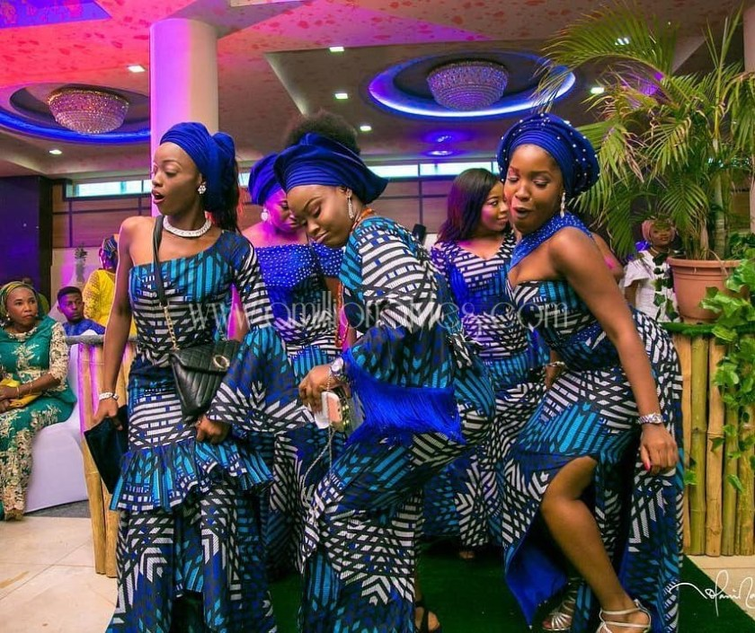 We Doff Our Caps For The Coolest Ankara Styles Only