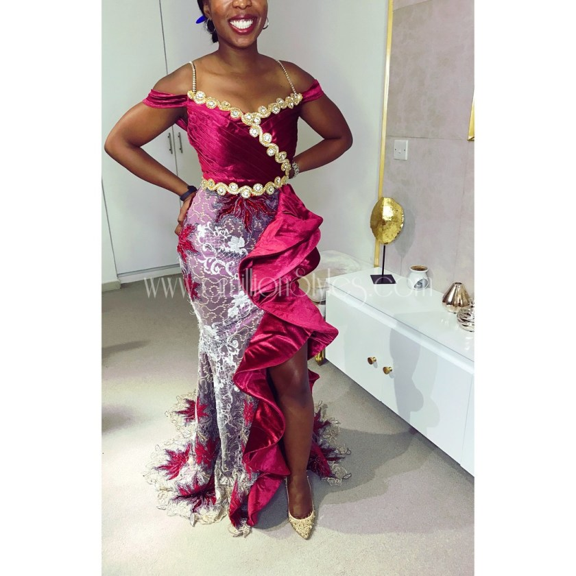 Fantastic Lace Asoebi Styles That Are Drool-Worthy