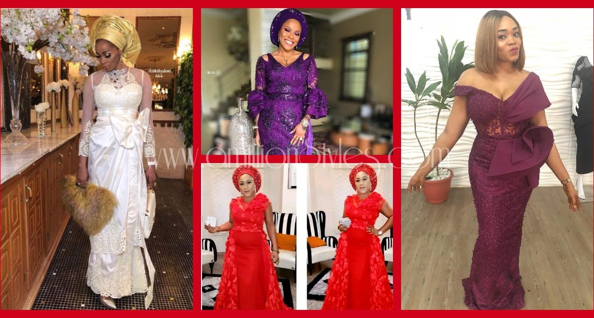 10 Refreshingly Gorgeous Asoebi Styles