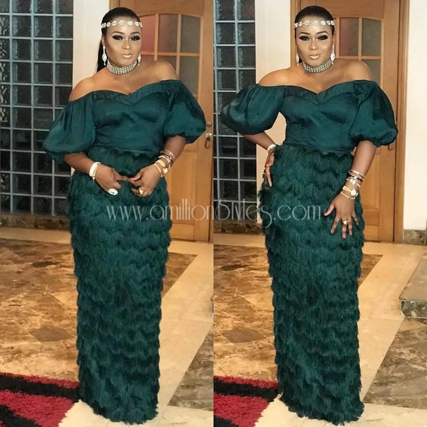 Fringe Asoebi Styles Lookbook 9