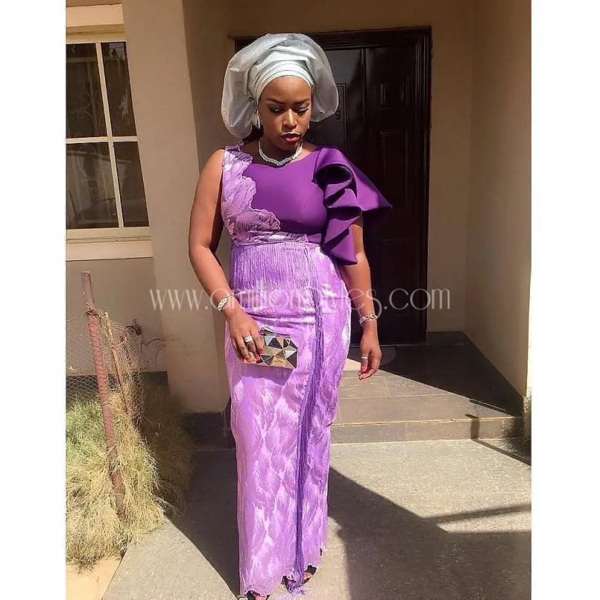 11 Hawt Lace Asoebi Styles