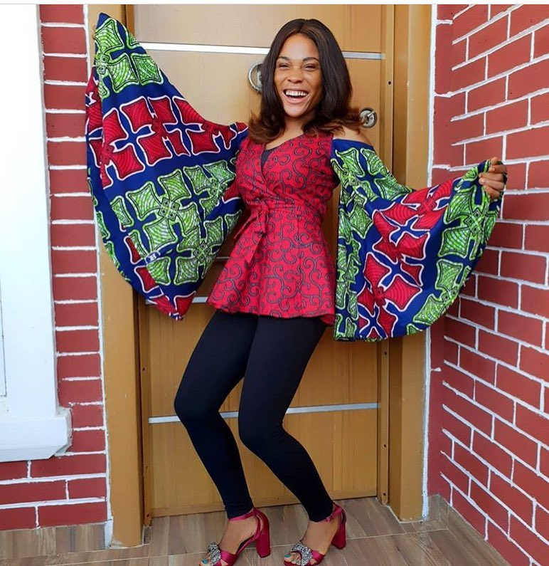 We Saw These Nice Ankara Pieces Styles Over The Holiday