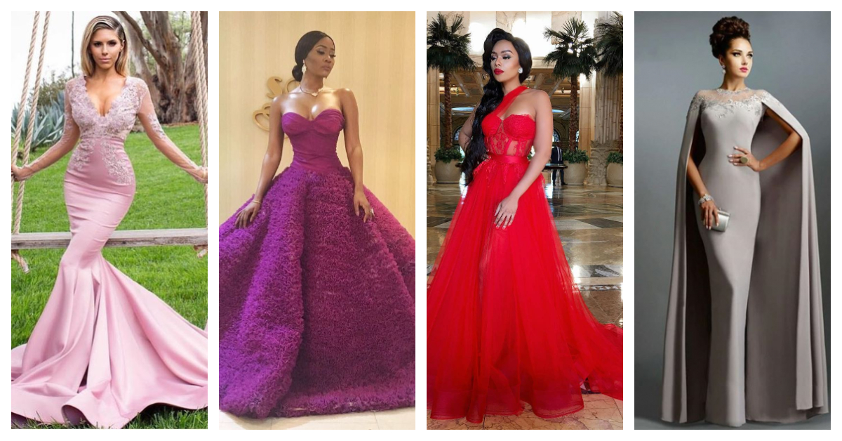 Gorgeous Reception Dresses For The Daring Brides